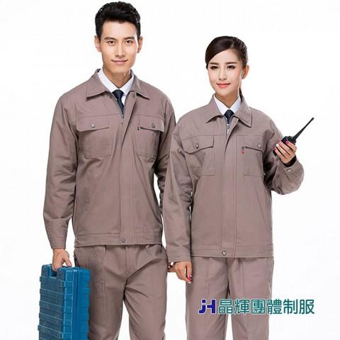 【男人幫大尺碼】汽修維修工程服套裝工廠工作服長袖(CH035)