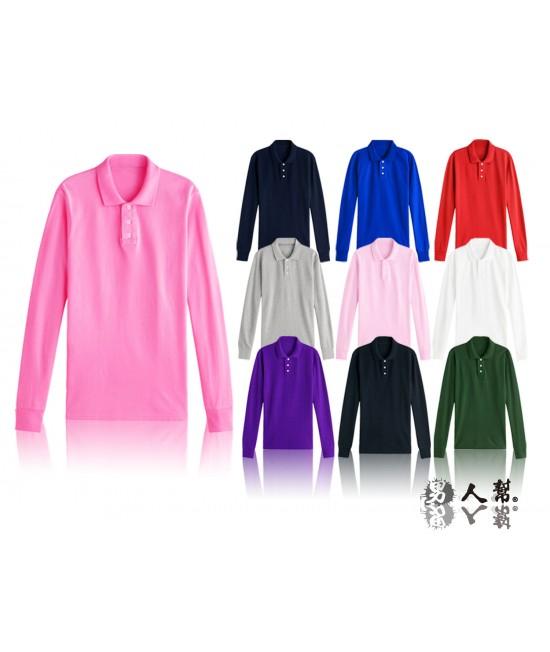 【男人幫】P2169*抗菌/MIT 台灣製造【100%純棉高磅數素色POLO衫】