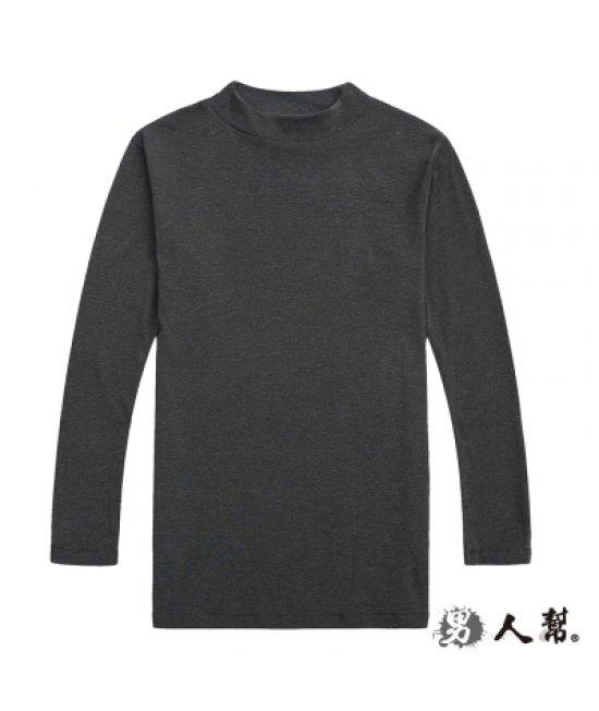 【男人幫】型男百搭素面高領長袖線衫 (T5781)